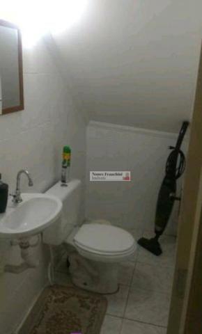 Imirim-zn/sp- sobrado 3 dormitórios,1suíte,2 vagas- r$ 580.000,00 - aceita permuta! - Foto 10
