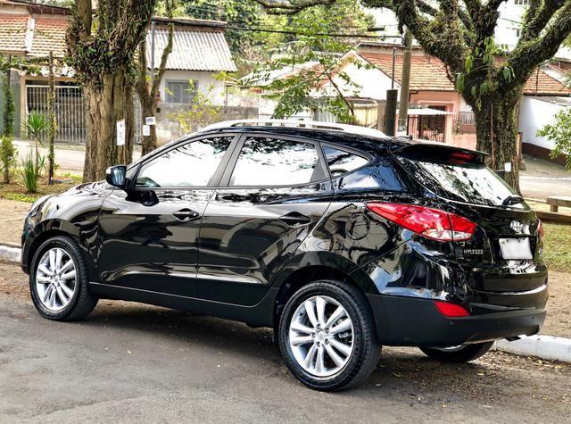 Hyundai IX35 GLS 2.0 Flex Automática Blindada Nível III A 2016 - Foto 5
