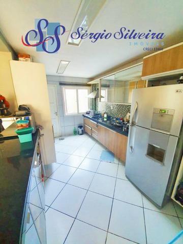 Belissima Casa duplex em condomínio fechado no bairro Dunas Villagio Marbello - Foto 6