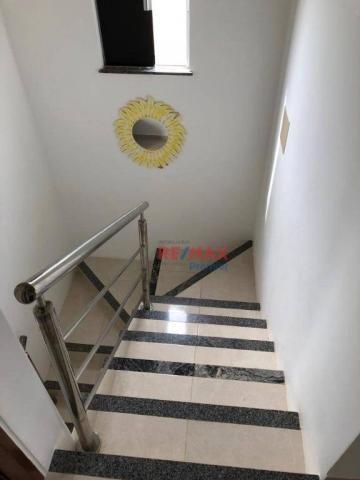 Village com 3 dormitórios à venda, 87 m² por r$ 360.000,00 - nossa senhora da vitória - il - Foto 13