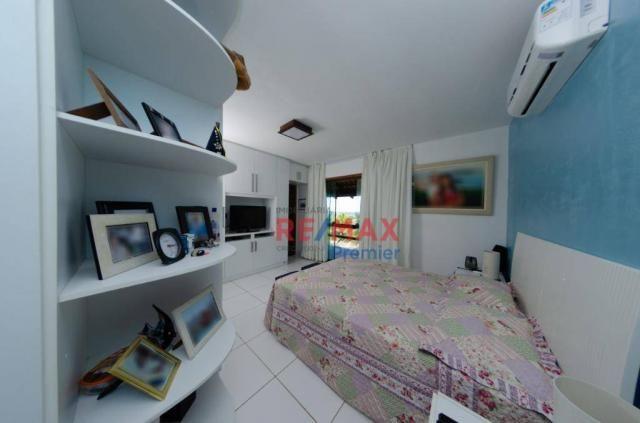 Casa com 3 dormitórios à venda, 250 m² por r$ 1.200.000 - condomínio verdes mares - ilhéus - Foto 8