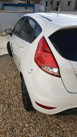 Ford Fiesta automático ecoboost Turbo 2018 - Foto 11