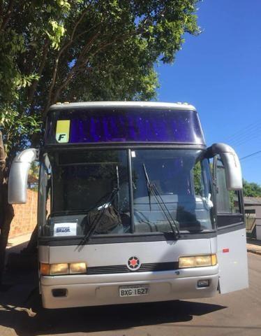 Ônibus Marcopolo GV1150 Paradiso Mb O400