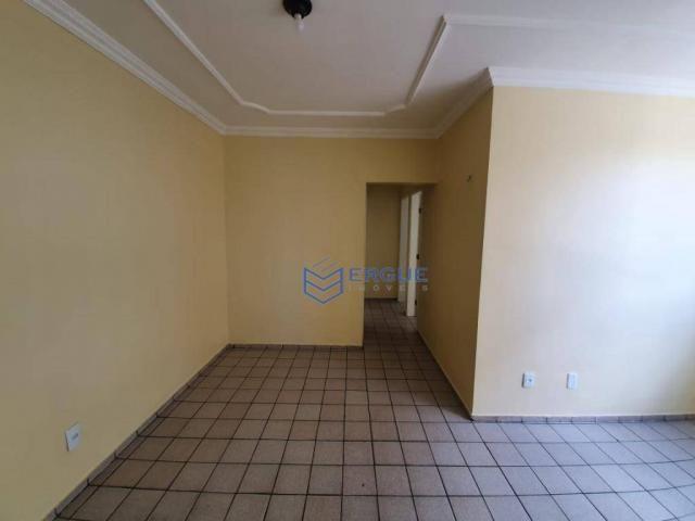 Apartamento com 3 dormitórios à venda, 64 m² por r$ 165.000 - cidade dos funcionários - fo - Foto 13