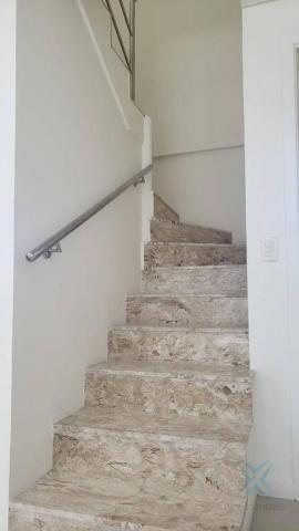 Cobertura com 3 dormitórios à venda, 130 m² por r$ 1.725.000,00 - meireles - fortaleza/ce - Foto 3
