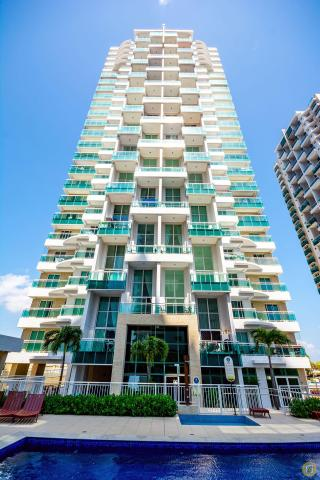 Apartamento para alugar com 3 dormitórios em Guararapes, Fortaleza cod:50503 - Foto 3