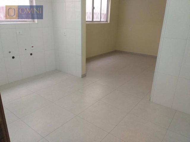 Sobrado com 4 dormitórios à venda, 208 m² por R$ 615.000,00 - Vila Valparaíso - Santo Andr - Foto 8