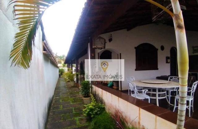 Casa linear 04 quartos, próximo a praia da Baleia/Costazul - Rio das Ostras - Foto 5