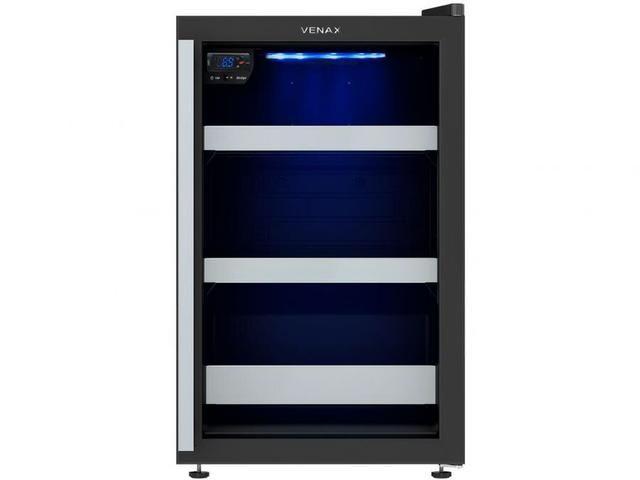 Cervejeira Venax Blue Light 100 Vertical 100L (usei 2 vezes) - Foto 2
