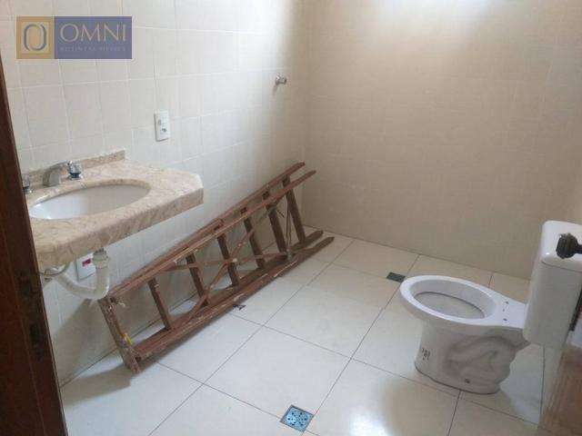 Sobrado com 4 dormitórios à venda, 208 m² por R$ 615.000,00 - Vila Valparaíso - Santo Andr - Foto 15