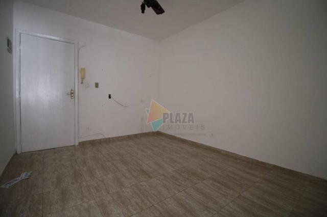 Apartamento com 1 dormitório para alugar, 45 m² por r$ 1.050/mês - tupi - praia grande/sp - Foto 5