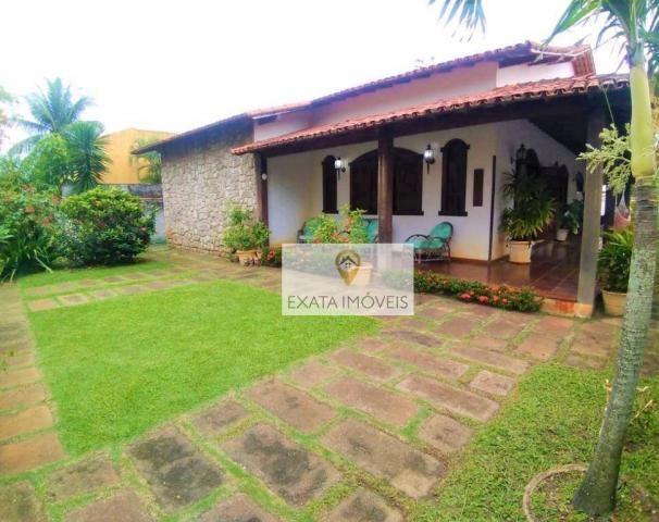 Casa linear 04 quartos, próximo a praia da Baleia/Costazul - Rio das Ostras
