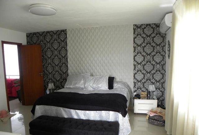 Alphaville Litoral Norte 2, 4/4, 3 suítes,closet+terraço. - Foto 9