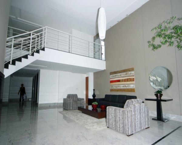 Apartamento com 4 quartos com 4 suítes - vista livre e sol da manha - Foto 3