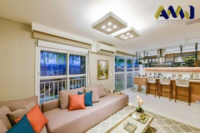 Apartamento Alto Padrão com Jardim Vertical no St Marista! - Foto 4