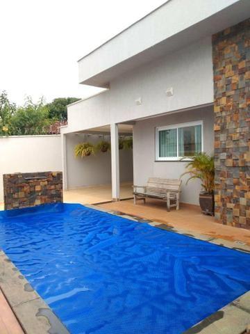 Casa com piscina de Altíssimo Padrão no Jardim Planalto