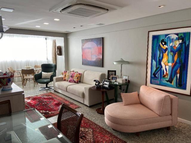 Apartamento com 3 dormitórios à venda, 146 m² por R$ 620.000 - Aldeota - Fortaleza/CE - Foto 5