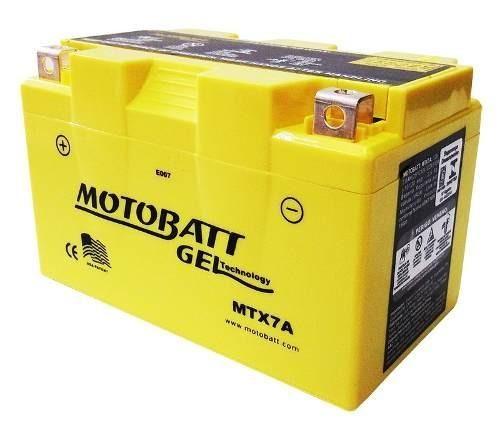 Bateria burgman gel