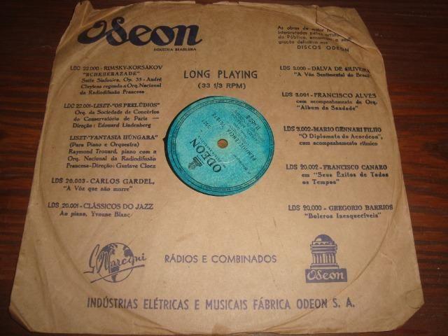 Carmem Miranda, Preço para Lote com 5 discos 78 rpm de 10 pol - Foto 4