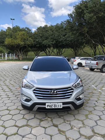 Hyundai Grand Santa Fé - Foto 4