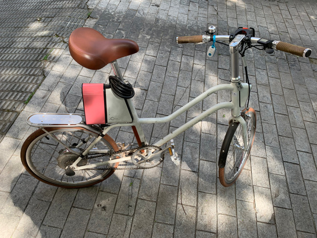 Bicicleta Elétrica Xiaomi Yunbike C1 - Foto 4