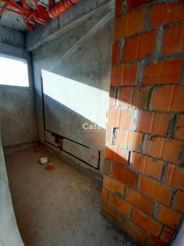 Residencial Fiorello amplo apartamento com 3 suíte, 3 garagens, alto padrão em Santa Maria - Foto 13