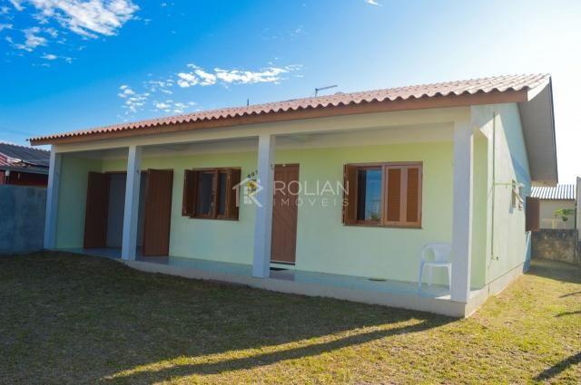 Casa localizada no Centro de Arroio do Sal - CÓD 1083