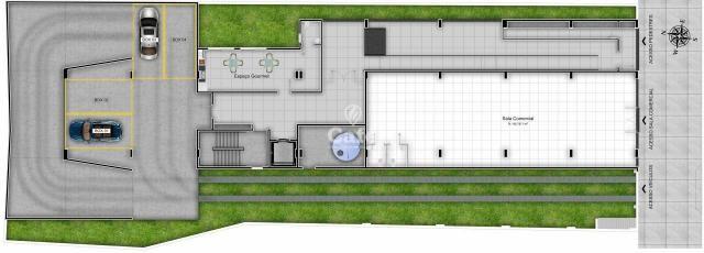 Sala Comercial com 168m² no Rosário ao lado da UFN - Foto 2