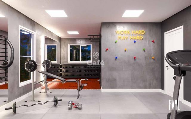 Apartamento Studio no bairro Nossa Senhora do Rosario - Foto 6