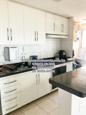 Excelente Apartamento para venda, TODO PLANEJADO! St. Universitário - Foto 4