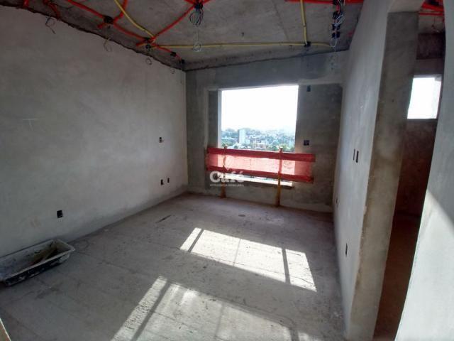 Residencial Fiorello amplo apartamento com 3 suíte, 3 garagens, alto padrão em Santa Maria - Foto 12
