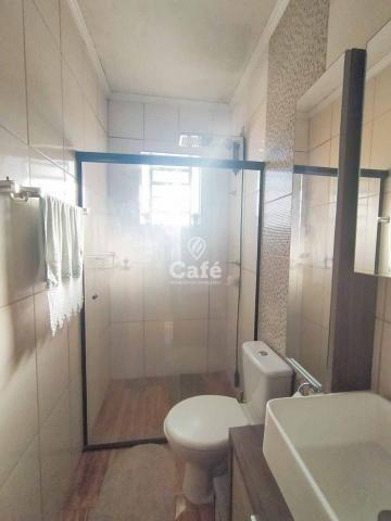 Apartamento 2 dormitórios 1 vaga de garagem coberta. - Foto 9