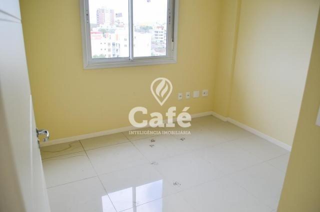 Apartamento à venda com 2 dormitórios em Nossa senhora de fátima, Santa maria cod:0775 - Foto 12