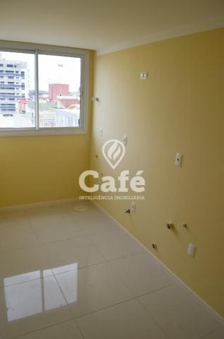 Apartamento à venda com 2 dormitórios em Nossa senhora de fátima, Santa maria cod:0775 - Foto 5