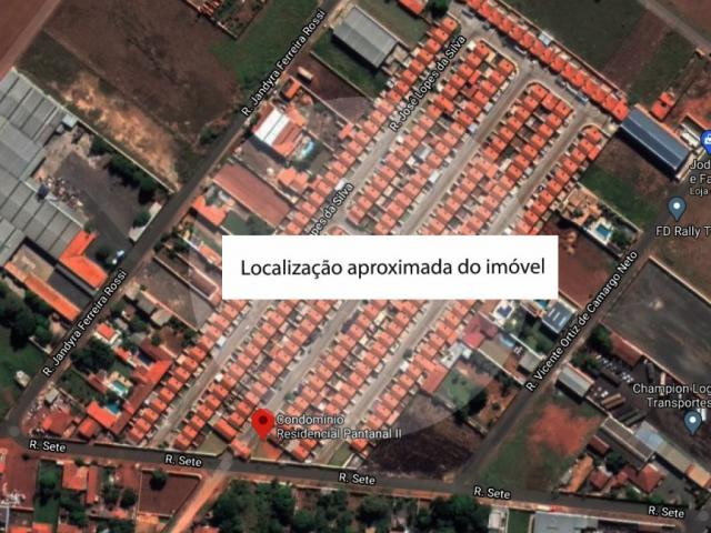 Casa à venda em Chácara pantanal, Mogi guaçu cod:J52598