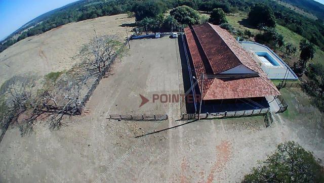 Fazenda à venda, 5614400 m² por R$ 15.000.000,00 - Zona Rural - Cachoeira Alta/GO - Foto 19