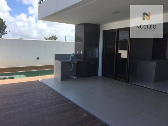 Casa com 4 dormitórios à venda, 248 m² por R$ 1.600.000,00 - Intermares - Cabedelo/PB - Foto 6