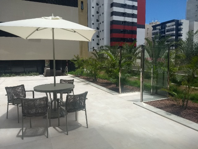 Residencial Vivarini-Apartamento com 4 dormitórios à venda - Jatiúca - Maceió/AL - Foto 14