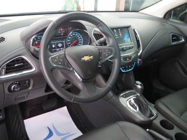 Cruze Sedan LT 1.4 Turbo Flex Aut 2017 - Foto 2