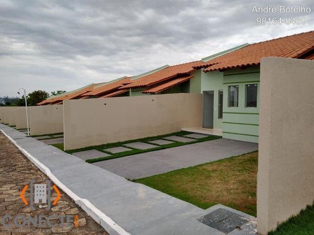 Casa de 2Q (1 suíte) em condomínio, Chácara São Pedro - Aparecida de Goiânia - Foto 3