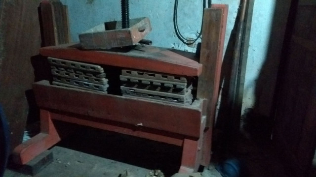 Forno e prensa para casa de farinha - Foto 2