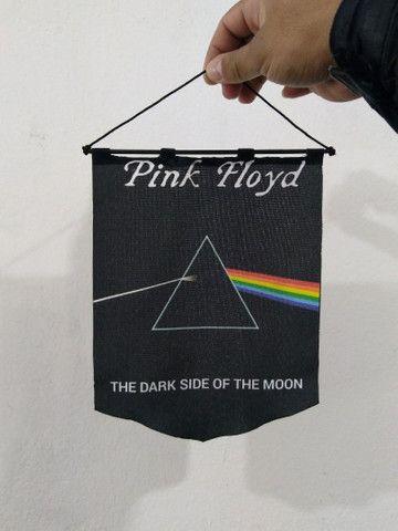 Flamula Pink Floyd the dark side of the moon - Foto 2