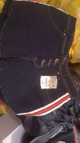 Lote de Jeans com 34 Peças todas novos com intiquetas $650,00 Reais.