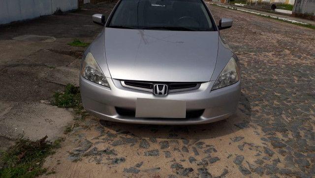 Honda Accord 2.4 ano 2005
