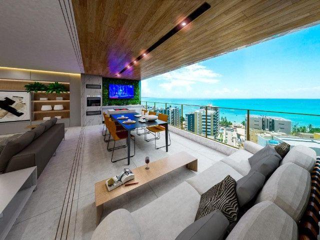 Raul Santana-Apartamento com 4 dormitórios à venda - Ponta Verde - Maceió/Al