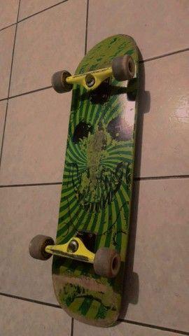 Skate semi novo - Foto 2