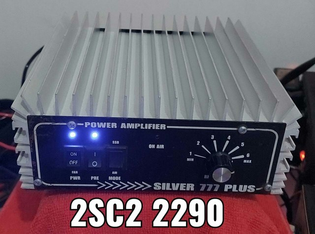 Amplificador linear pra px