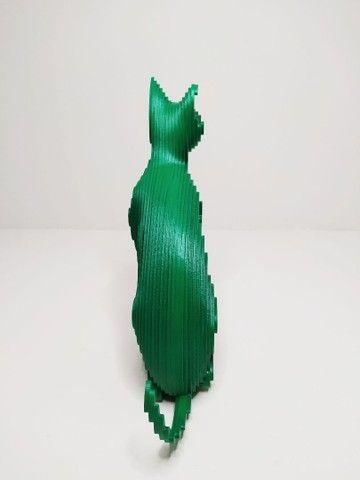 Escultura gato Tukan - Foto 4