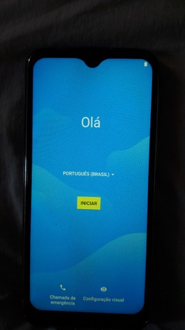 Celular, marca oukitel-C15 Pro, novíssimo, sem nenhum arranhão