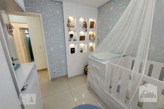 Apartamento à venda com 3 dormitórios em Castelo, Belo horizonte cod:334445 - Foto 20